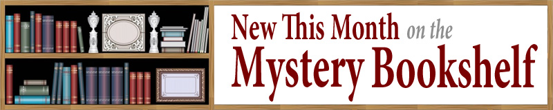 New Paperback Mystery, Suspense, and Thriller Books